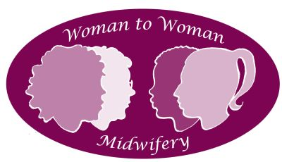 woman to woman midwifery logo